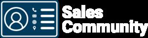 Sales Community Logo